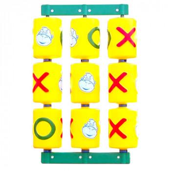 Gorila de juego Tic Tac Toe Spinner Panel-870780002637-0
