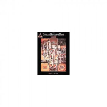 Hal Leonard Allman Bros definitivo colección volumen 1 guitarra ficha cancionero-073999949322-0