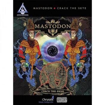 Hal Leonard Mastodon - Crack Skye (Guitar Songbook de ficha)-884088402990-0
