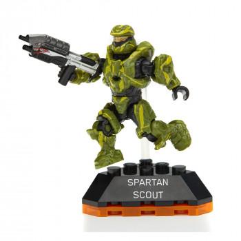 Halo Mega Bloques Scout Spartan-887961318395-0