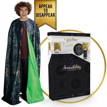 Harry Potter Manto de Invisibilidad con la Exclusiva Caja de Regalo Paquete - -717507519-w-0