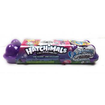 Hatchimals Colleggtibles 12 Pack De Cartón De Huevo-Más Bono De 2-778988528631-0
