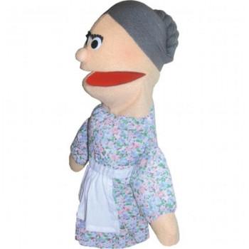 Haz C 306 listo abuela marioneta-caucásico - 18 pulgadas-618974025006-0