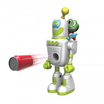 HobbyKids Soda-Shootin' Robot - -886144664113-0