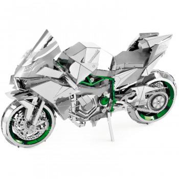 ICONX de Metales 3D Kit de Modelo, Kawasaki Ninja H2R - -032309013214-0