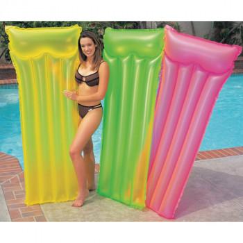 INTEX colchón de aire de recreación 72 x 30 pulgadas Neon Frost-78257313808-0