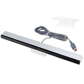 Insten por cable Sensor Bar para Nintendo Wii / Wii U (con soporte)-537809900046-0