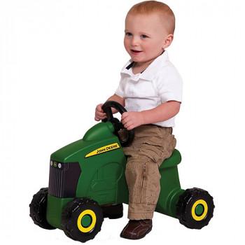 John Deere pie de piso Tractor Ride-on-036881351894-0