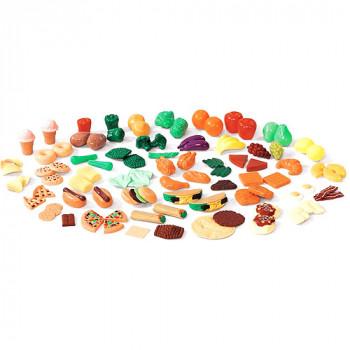 Juego comida Step2 Play, 101 piezas-733538896691-0