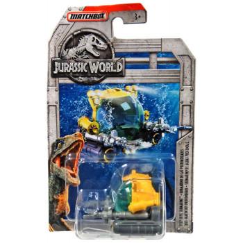 Jurassic World Caja De Cerillas De Profundidad De Buceo Submarino Fundido Vehículo -606583880826-0