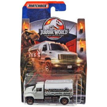 Jurassic World Legado de la Colección de MBX Cisterna Fundido Vehículo -606583895547-0