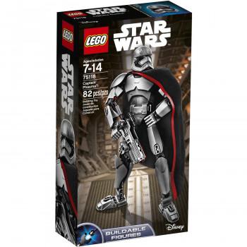 LEGO Constraction Star Wars Captain Phasma, 75118-673419248105-0