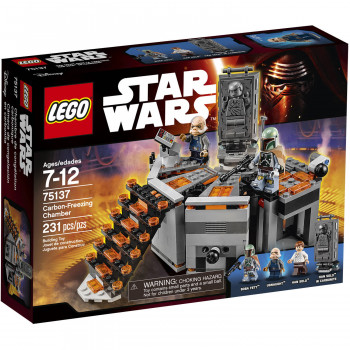 LEGO Star Wars Carbon-Freezing Chamber, 75137-673419247764-0