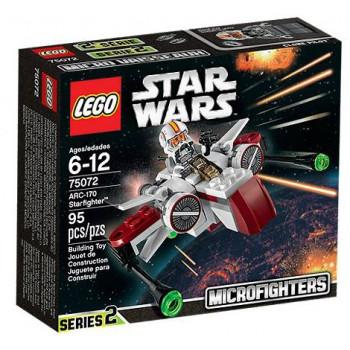 LEGO Star Wars Microfighters Series 2 ARC-170 Starfighter Set 75072-673419230254-0