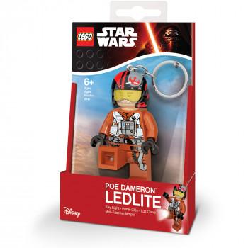 LEGO Star Wars Poe Dameron Luz de la Tecla, Pilas Incluidas-52133535-KE95-w-0