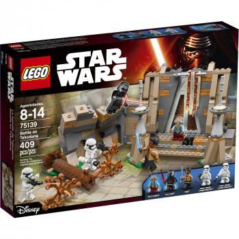 "LEGO Star Wars TM Battle on Takodana"" 75139 -673419247801-0"