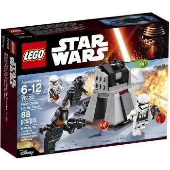 LEGO Star Wars TM First Order Battle Pack 75132-673419247122-0