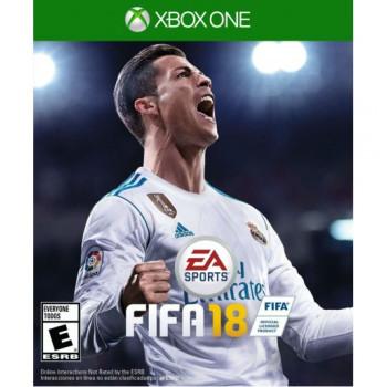 La FIFA 18, Electronic Arts, Xbox One, 014633735260-014633735260-0