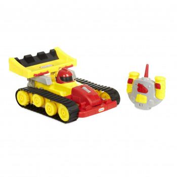 Little Tikes 2-en-1 RC Dozer Racer-050743646997-0