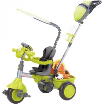 Little Tikes 3-en-1 Triciclo con Disver Sonidos Dash - -050743627378-0