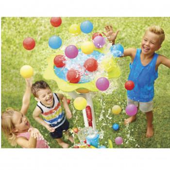 Little Tikes Zona de Diversión Pop 'n Splash Sorpresa de Juego para los Niños + de Bolas -050743648496-0