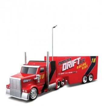 Maisto RC Monster Drift carreras plataformas de camión-90159811701-0