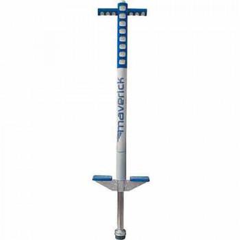 Maverick Pogo Stick, azul-025543020308-0