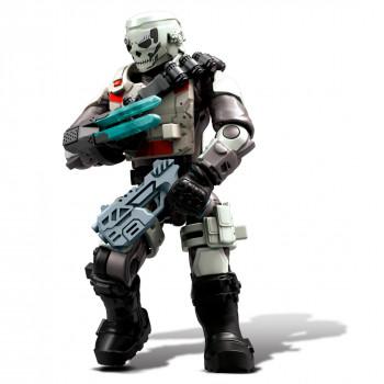 Mega Construx Call of Duty Black Ops III señor de la guerra Micro de la Figura de Acción - -887961657388-0