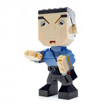 Mega Construx Kubros Spock De Star Trek-887961353297-0