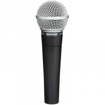 Micrófono Vocal dinámico cardioide de Shure (SM58-LC)-042406051293-0