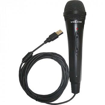 Micrófono dinámico Nady USB-634343270631-0