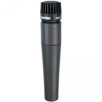 Micrófono para instrumento dinámico cardioide de Shure (SM57-LC)-042406051316-0