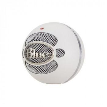 Micrófonos Blue Snowball USB micrófono con soporte-836213001851-0