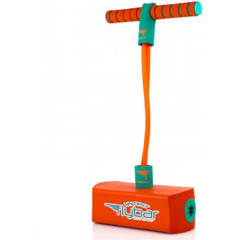 My First Flybar Foam Pogo Jumper para niños de 3 años en adelante, juguete para niños y niñas - Color real: naranja-025543001833-0