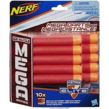 Nerf N-Strike Mega serie, 10-Pack-653569865087-0