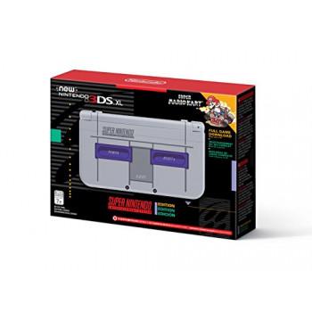 Nintendo New 3DS XL de Super NES Edition + Super Mario Kart de SNES-045496782320-A-0