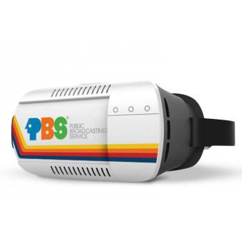 PBS Espacio Retro-tema de la Realidad Virtual Auricular para Android y iPhone + PBS Base Lunar VR App-815592023944-0