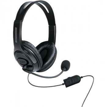 Para DREAMGEAR DGXB1-6617 Xbox One(TM) con cable auricular con micrófono (negro)-845620066179-0