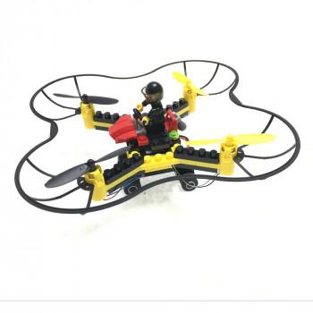 PaulG Juguetes - la Fuerza de Volantes de BRICOLAJE MADRE FlyNDrive Carreras de drones-663170492107-0