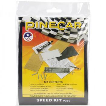 Pino Coche Derby De Velocidad Kit-724771003564-0
