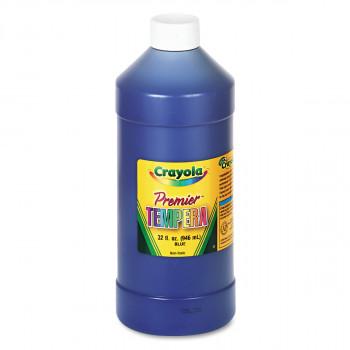 Pintura de Tempera Crayola Premier, 32 oz, disponible en varios colores-071662036423-0