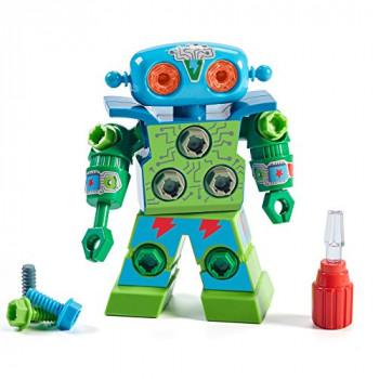 Puntos De Vista Educativos Diseño Y Taladrado Robot-086002041272-A-0
