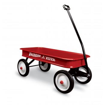 Radio Flyer Classic Carro Rojo-042385112787-0