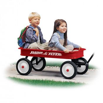 Radio Flyer Classic Wagon rojo-042385907031-0