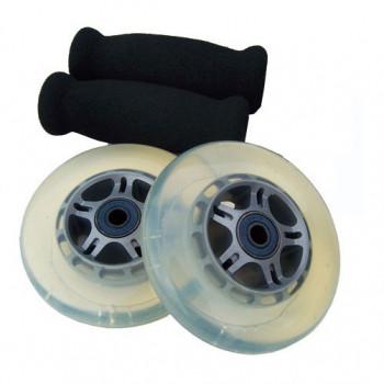 Recambio clara Razor Scooter ruedas, rodamientos, apretones-66PLUWee4050-0