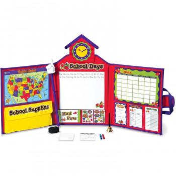 Recursos de aprendizaje pretenden y la escuela juego-765023026429-0