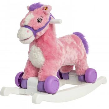 Rockin ' jinete 2 en 1 Pony de caramelo montar-en-650770202915-0