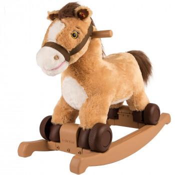 Rockin ' jinete cargador 2 en 1 Pony bordo-650770202908-0