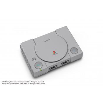Sony PlayStation Clásico De La Consola, Gris, 3003868-711719526063-0