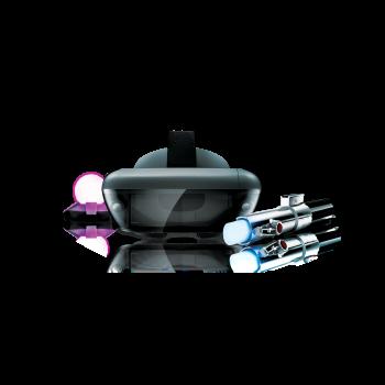 Star Wars: Jedi Desafíos Lenovo Mirage AR auricular con Sable de luz Controlador Y Seguimiento de Faro-191927888397-0